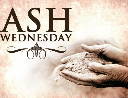 Ash Wednesday Service